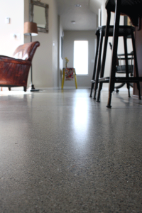 Polished Honed Concrete Spokane